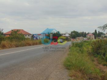 an Acre of Roadside Land, East Legon, Accra, Land for Sale