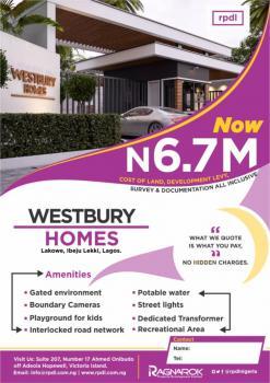 Westbury, Bogije Lagos, Agona East, Central Region, Residential Land for Sale