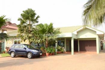 3 Bedroom House + 2 Bq, Adjiringanor, East Legon, Accra, House for Rent
