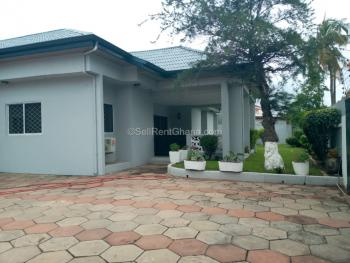 3 Bed House, 1 Bq, Dzorwulu, Accra, Detached Bungalow for Rent