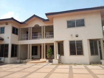 5 Bedroom House + 2 Bq, East Legon, Accra, Detached Duplex for Rent