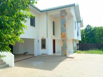 4 Bedroom House + 1 Bq, Cantonments, Accra, Detached Duplex for Rent
