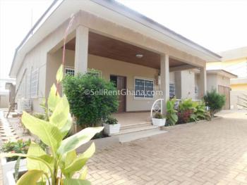 3 Bed House + 2 Bq, Abelemkpe, Accra, Detached Bungalow for Rent