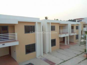 2 Bed Townhouses + 1 Bq + Pool, Dzorwulu, Accra, Townhouse for Rent