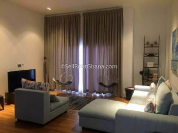 2 Bedroom Apartment, East Airport, Airport Residential Area, Accra, Apartment Short Let