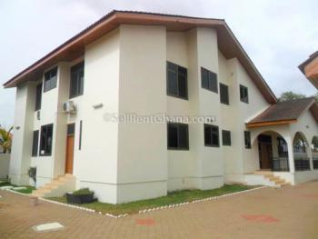 4 Bed House + 2 Bed Bq, East Airport, Airport Residential Area, Accra, Detached Duplex for Rent