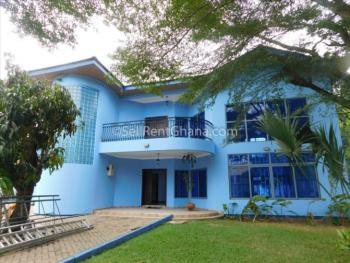 4 Bedroom House + 2 Bed Bq, Airport Residential Area, Accra, Detached Duplex for Rent