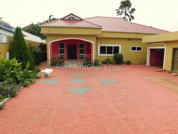 4 Bedroom House + 2 Bed Bq, Abelemkpe, Accra, Detached Bungalow for Rent