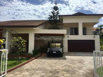 4 Bedroom Semi-furnished House, Cantonments, Accra, Detached Duplex for Rent