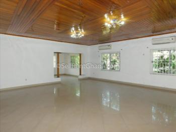 4 Bedroom House + Pool & Bq, Dzorwulu, Accra, Detached Bungalow for Rent