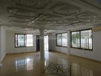 8 Rooms House Office Space, Airport Residential Area, Accra, Office Space for Rent