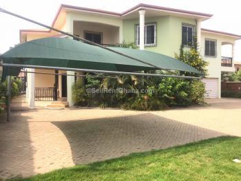 5 Bedroom + 2 Boys Quaters, Spintex, Accra, Detached Duplex for Rent