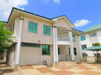 4 Bedroom Furnished House + 2 Bq, Abelemkpe, Accra, Detached Duplex for Rent