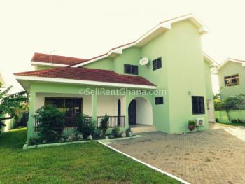 4 Bedrooms Detached House + Bq, Cantonments, Accra, Detached Duplex for Rent