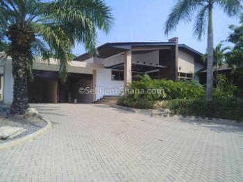 4 Bedroom House + 3 Bq & Pool, Airport Residential Area, Accra, Detached Duplex for Rent