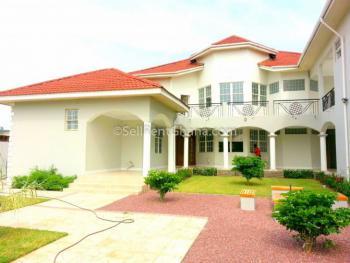5 Bedroom House + 2 Bq & Pool, East Legon, Accra, Detached Duplex for Rent