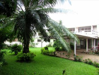 4 Bedroom Self-compound House, Airport Residential Area, Accra, Detached Duplex for Rent
