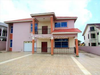 5 Bedroom House + 2 Boys Quarters, East Legon, Accra, Detached Duplex for Rent