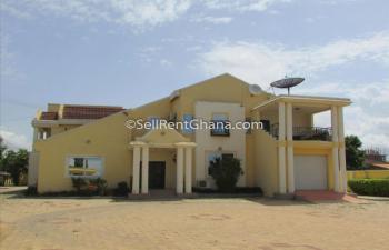 5 Bedroom + 4 Staff Quarters, North Legon, Accra, Detached Duplex for Rent