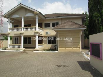 4 Bedroom House, 2 Bq, Airport Residential Area, Accra, Detached Duplex for Rent