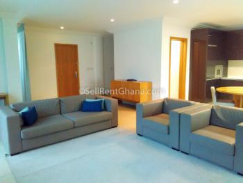 1 & 2 Bedroom Serviced Hotel Apartment, Cantonments, Accra, Apartment for Rent