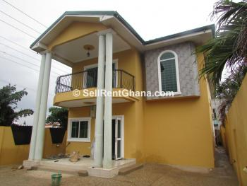 4 Bedroom House, Abelemkpe, Accra, Terraced Duplex for Rent