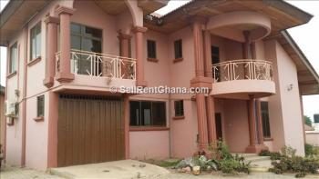 4 Bedroom Detached House, East Airport, Airport Residential Area, Accra, Detached Duplex for Rent
