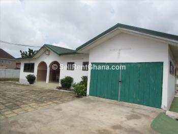 4 Bedrooms House + 2 Staff Quarters, Adjiringanor, East Legon, Accra, Detached Bungalow for Rent