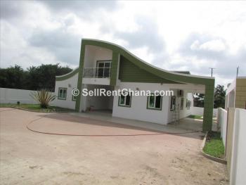 4 Bedroom Detached House, Adjiringanor, East Legon, Accra, House for Rent