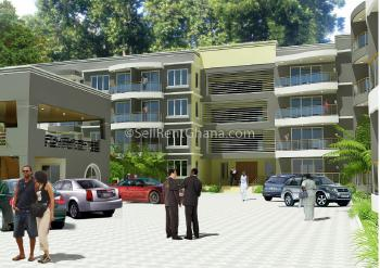 1,2 & 3 Bedroom Apartment + Penthouse, Abelemkpe, Accra, Flat for Sale