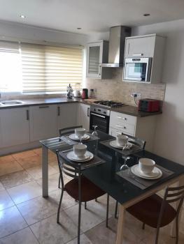 3 Bedroom Furnished Duplex Apartment, North Ridge, Accra, Flat for Rent