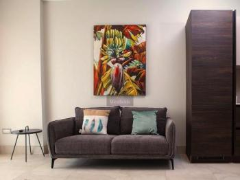 1 Bedroom Apartment, Abokobi, Ga East Municipal, Accra, Mini Flat for Rent