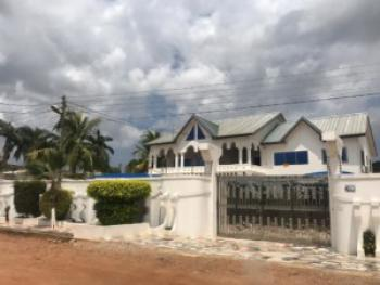 an Executive Furnished 6 Bedrooms House with 1 Bedrooms Boys Quarters, Gulf Park, Achimota, Accra, House for Rent