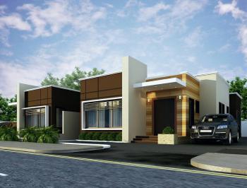 3 Bedroom Semi Detached House, Sakumono, Accra Metropolitan, Accra, House for Sale