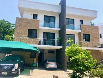Luxury 4 Bedroom Townhouse with 1 Bedroom Boys Quarters, Ridge, North Ridge, Accra, Townhouse for Rent