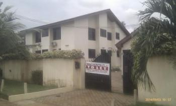 4 Bedroom with 2 Rooms Outhouse, East Airport, Airport Residential Area, Accra, House for Rent