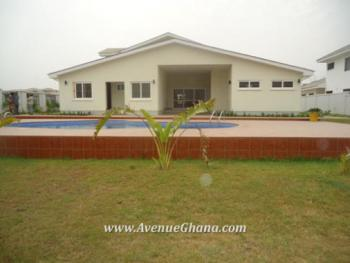 Executive 5 Bedroom Townhouse, Airport Valley, Cantonments, Accra, Townhouse for Sale