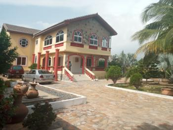 3 Bedroom with Two Outhouse Mansion, 5 Rooms in All +greens + Sea View, Ningo Prampram, Dawhenya, Tema, Accra, House for Rent