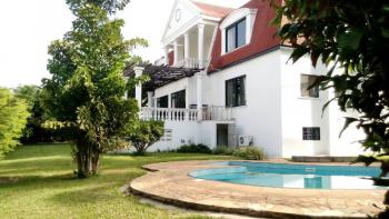 Beautiful  6 Bedrooms + Quarters House, Trassacco Estate, East Legon, Accra, Terraced Bungalow for Rent
