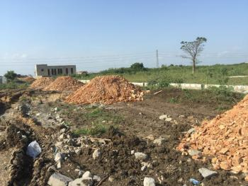 Land at Central University(half Plot), Dawhenya, Ningo Prampram District, Accra, Residential Land for Sale