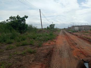 Well Located Half Plot, Miotso, Ghana-man Soccer Academy, Ningo Prampram District, Accra, Residential Land for Sale