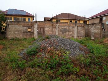 Uncompleted 4bedrooms  on 2plots at Sakumono Close to Spintex, Sakumono, Tema, Accra, Townhouse for Sale