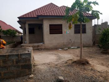 70% Complete 3bedrooms All En-suite with Extra 2bedrooms Uncompleted, Community25 Annex Behind Emef Estate, Tema, Accra, Townhouse for Sale