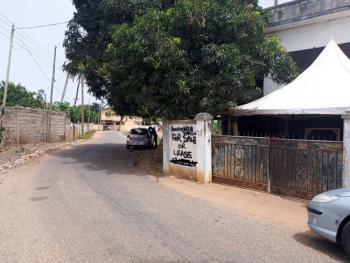 Old Property on 1 Plot of Title Land Freehold Fence Walled in Usd, Osu, Accra, Mixed-use Land for Sale