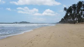 Registered 600 Acres Beach Front Land, Apam, Apam  Beach Front, Cape Coast Metropolitan, Central Region, Mixed-use Land for Sale