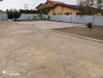 2 Plots of Land with 3 Bedroom Old House, School Junction, Adjiringanor, East Legon, Accra, Residential Land for Sale
