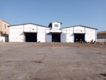 1741 Sqm Warehouse  in Tema Heavy Industrial Area, Tema Heavy Industrial Area, Tema, Accra, Warehouse for Sale