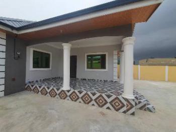 New & Registered 3 Master Bedroom House, Kasoa, Awutu-senya East, Central Region, Detached Bungalow for Sale
