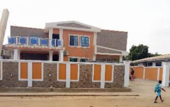 Newly Built Executive 5 Master Brm Storey House at Ashongmant, Ashongman, Ga West Municipal, Accra, Detached Duplex for Rent