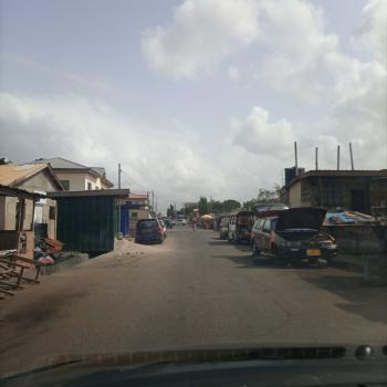 Titled  Plot at Camara  Mamprobi, New Mamprobi, Accra, Commercial Land for Sale